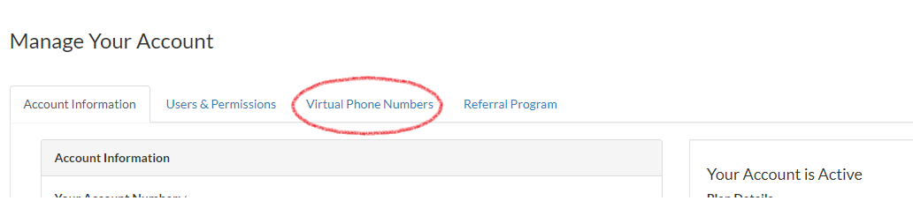 How to Add Labels to Your Virtual Phone Numbers – Talkroute Support